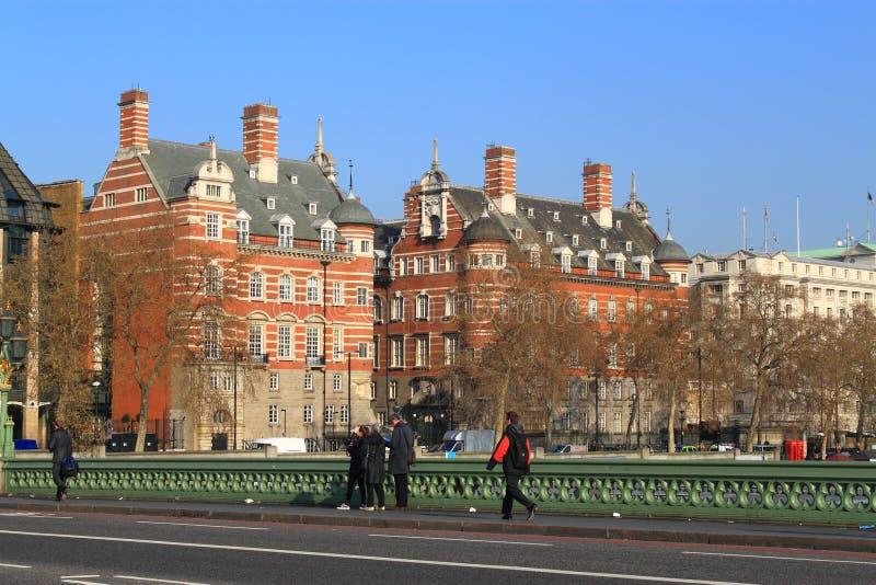 London Apartment Buildings Editorial Image