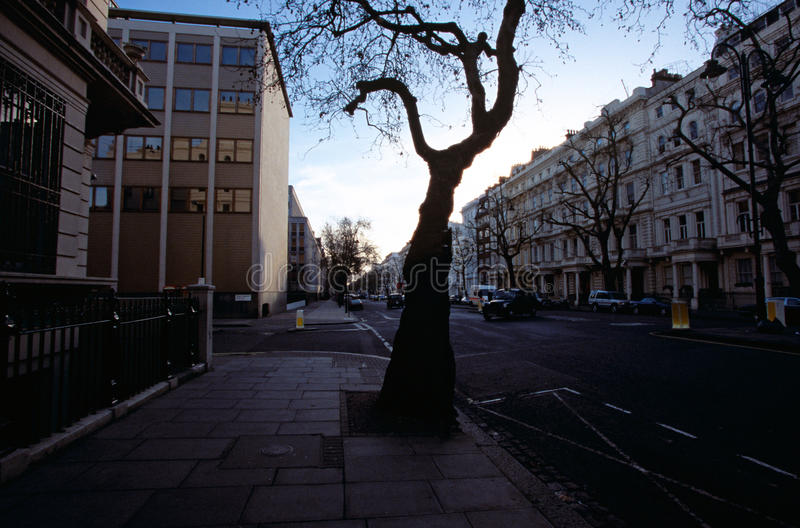 Download A London street editorial stock photo. Image of capital - 25269463