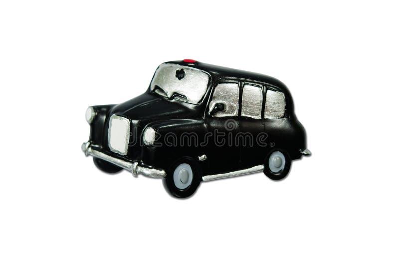 London-Taxi stockfotografie