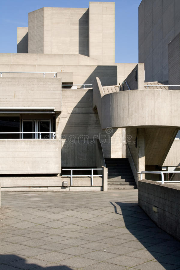 london teatr krajowy królewski fotografia stock