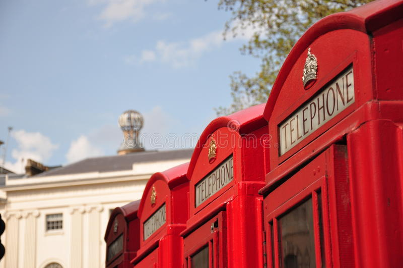 Download London Telephone Box stock photo. Image of booth, telephone - 24940612
