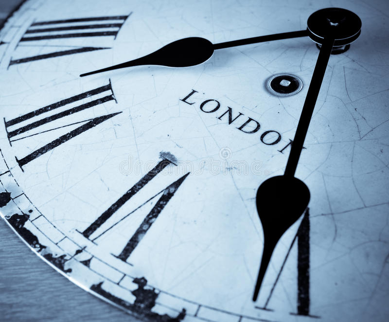 London time stock image