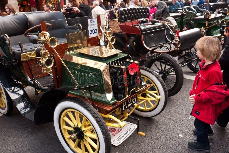 London To Brighton Car Run Event Editorial Stock Photo