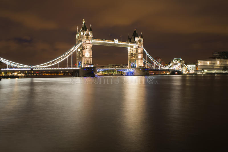 Download London Tower Bridge On Sunset Stock Photo - Image: 35695486