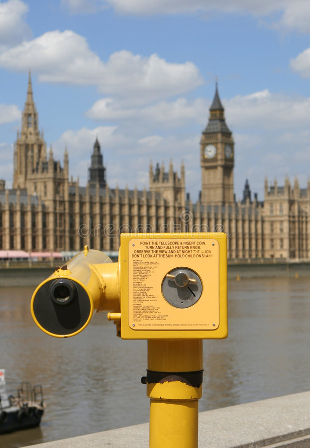london turism royaltyfria bilder