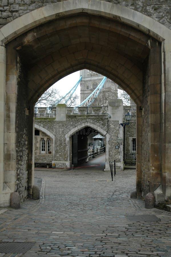 London-Turm-Brücke lizenzfreie stockfotos