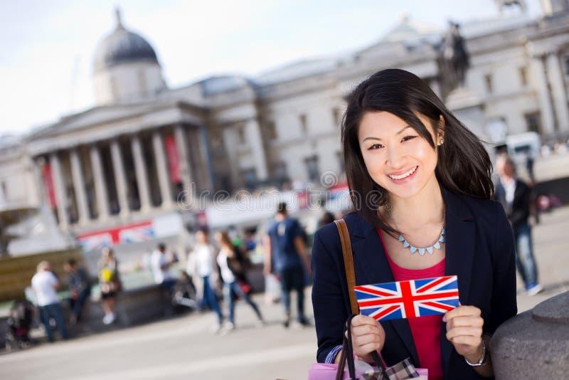 london turysta fotografia royalty free
