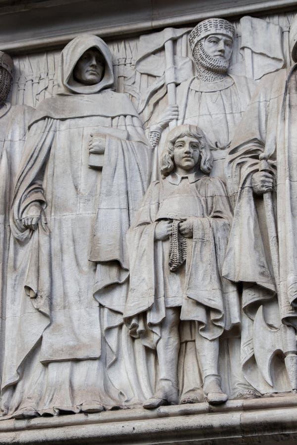 LONDON/UK - 21-ОЕ МАРТА: Фасад Верховного Суда объединенного стоковое изображение rf