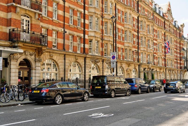 london uk royaltyfria foton