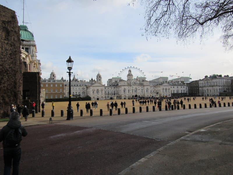 LONDON UK - royaltyfri bild