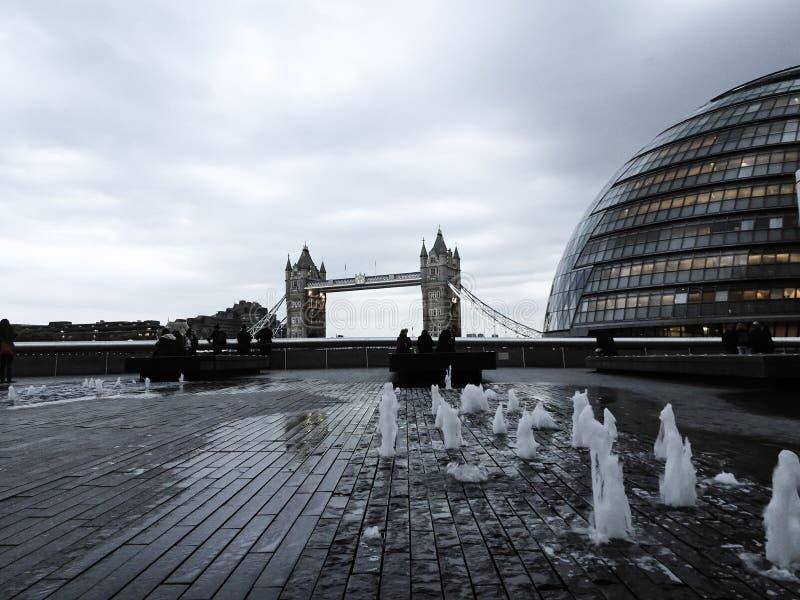 London, UK ; Apr, 30, 2018; Views of the London City Hall and the London Bridge. London, UK ; Apr, 30, 2018; Views of the London City Hall, the London Bridge and stock images
