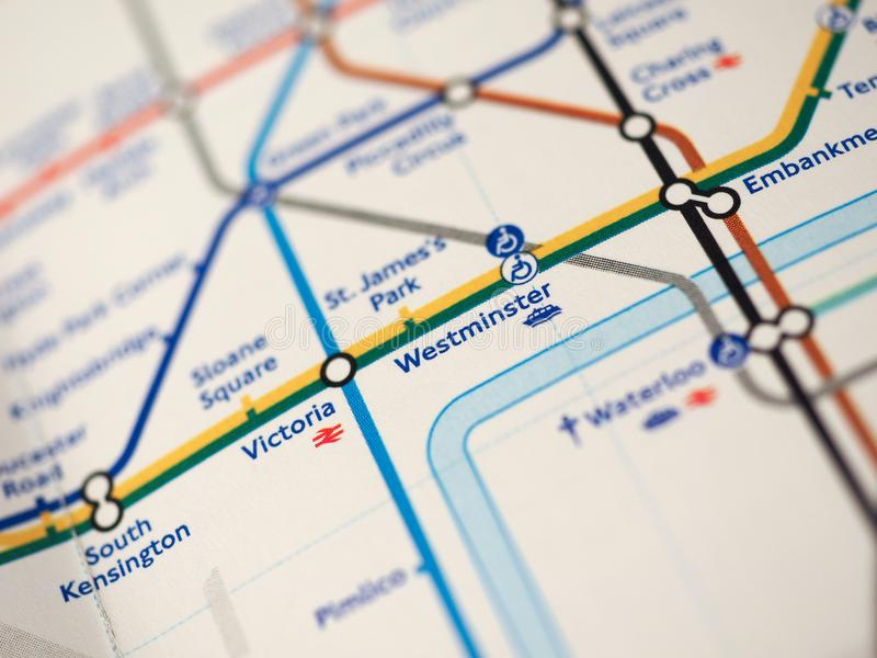 download map of london underground stock photo image of plan 110020552