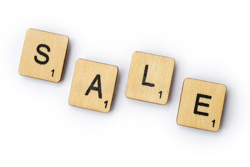 the word sale stock image image of letter deal isolated 120346979
