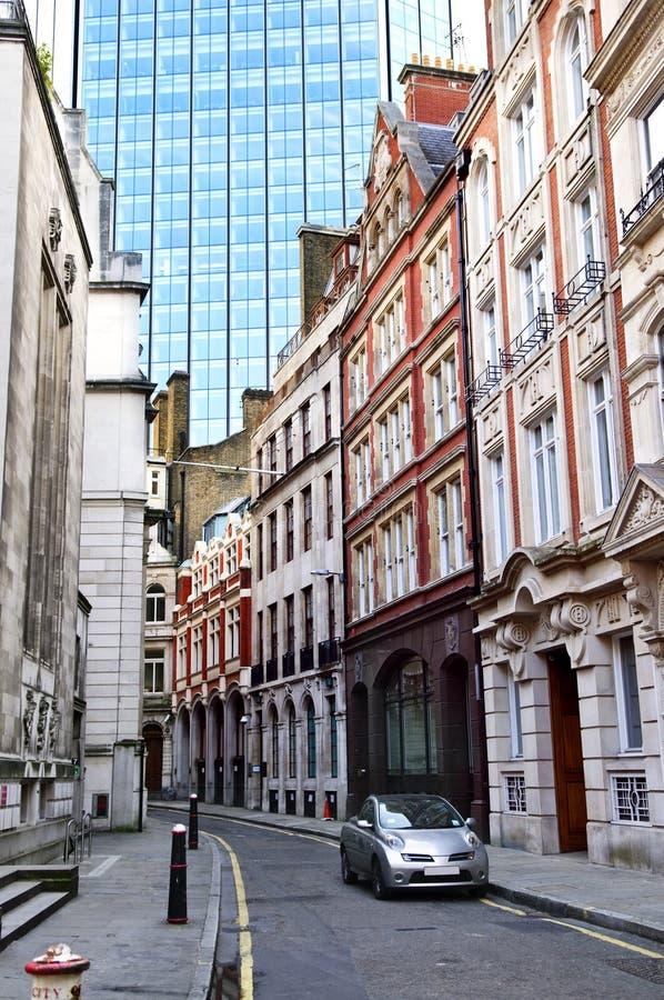 london ulica zdjęcia royalty free