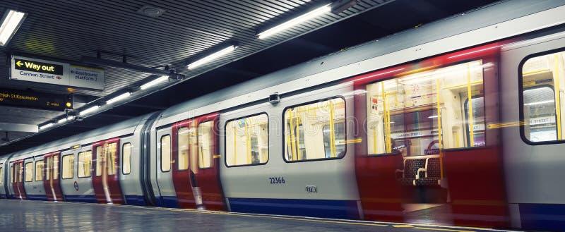 London underground stock photography