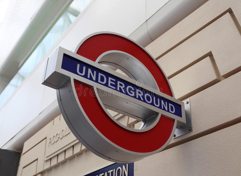 Download London Underground editorial photography. Image of british - 29864187