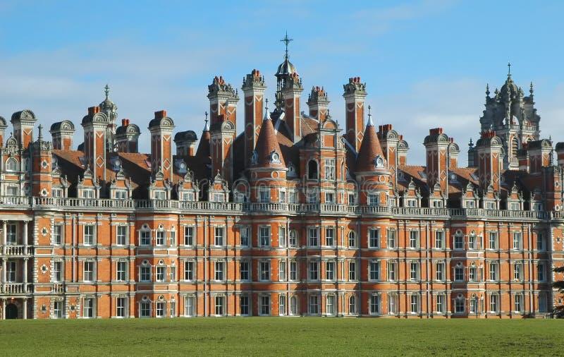 london universitetar royaltyfria bilder