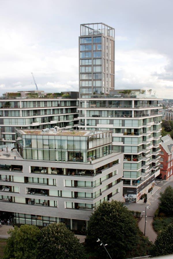 London, Vereinigtes Königreich - Juli 2017: London-Gebäude während des Tages der offenen Tür in London stockbild