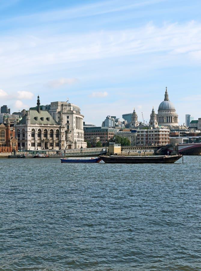 London view royalty free stock photos