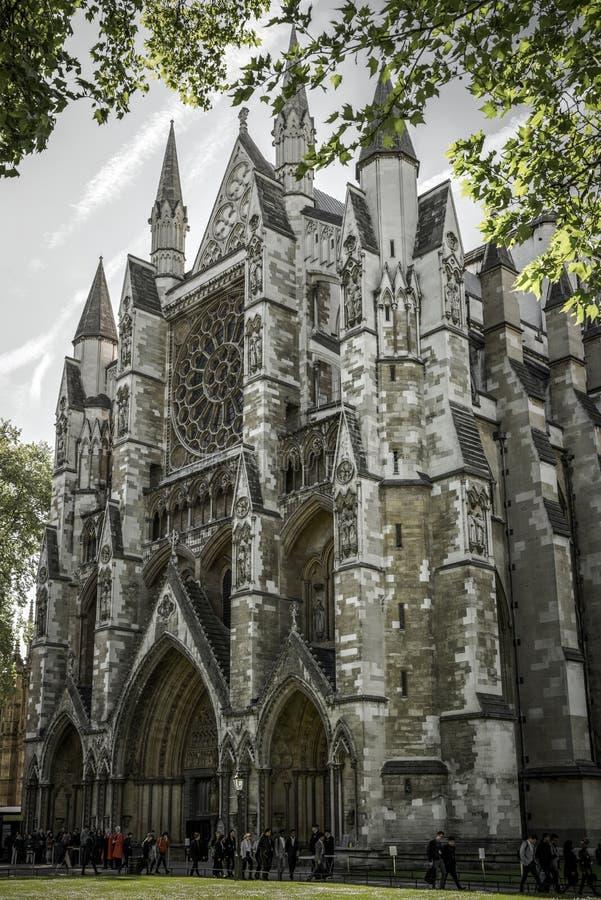 London Westminster abbey zdjęcie royalty free