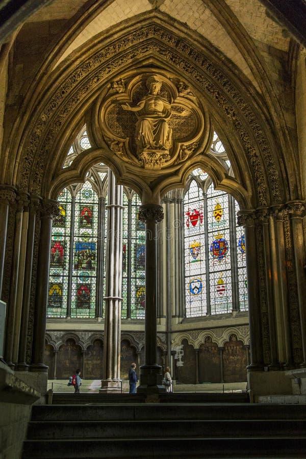 London Westminster abbey obrazy stock