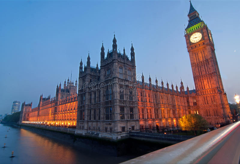 Download London Westminster And Big Ben Stock Photo - Image: 25055690