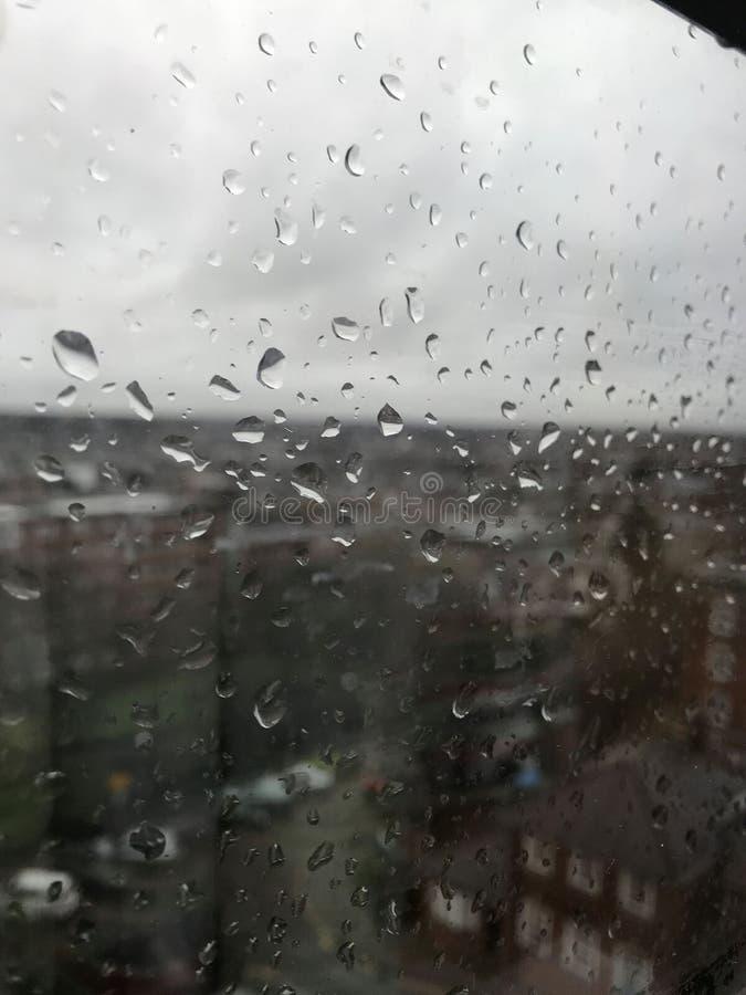 London-Wetter lizenzfreie stockfotografie
