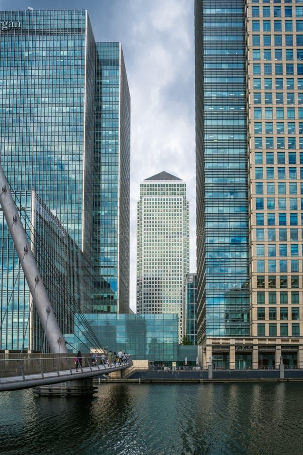 London wielkiej brytanii nadbrzeża mozga zdjęcie royalty free