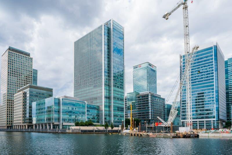 London wielkiej brytanii nadbrzeża mozga zdjęcia stock