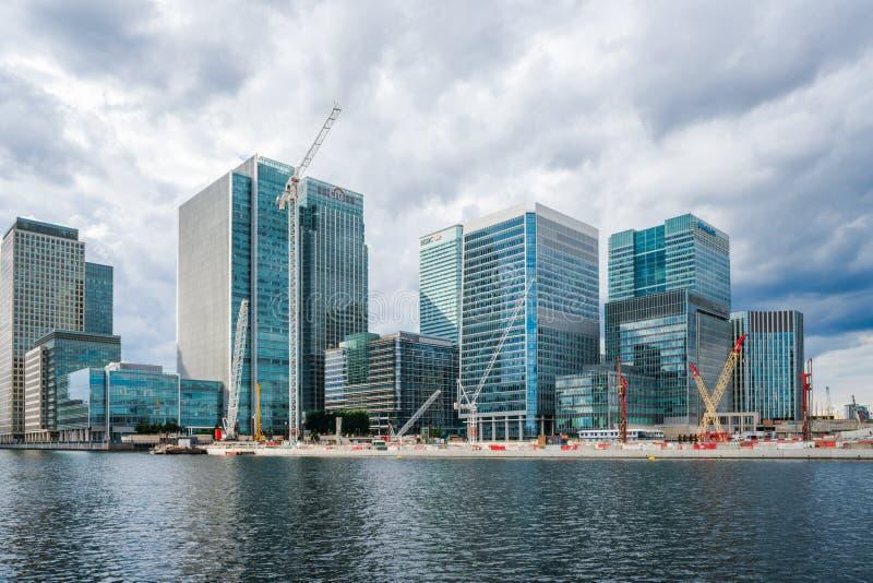 London wielkiej brytanii nadbrzeża mozga fotografia royalty free