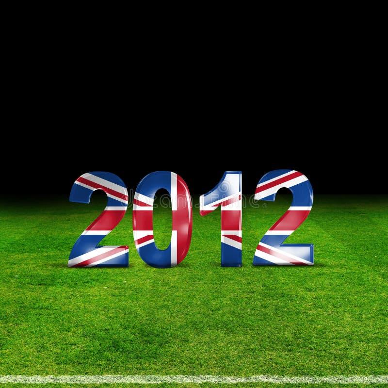 Download Londons olympic stock illustration. Illustration of breeze - 25655383