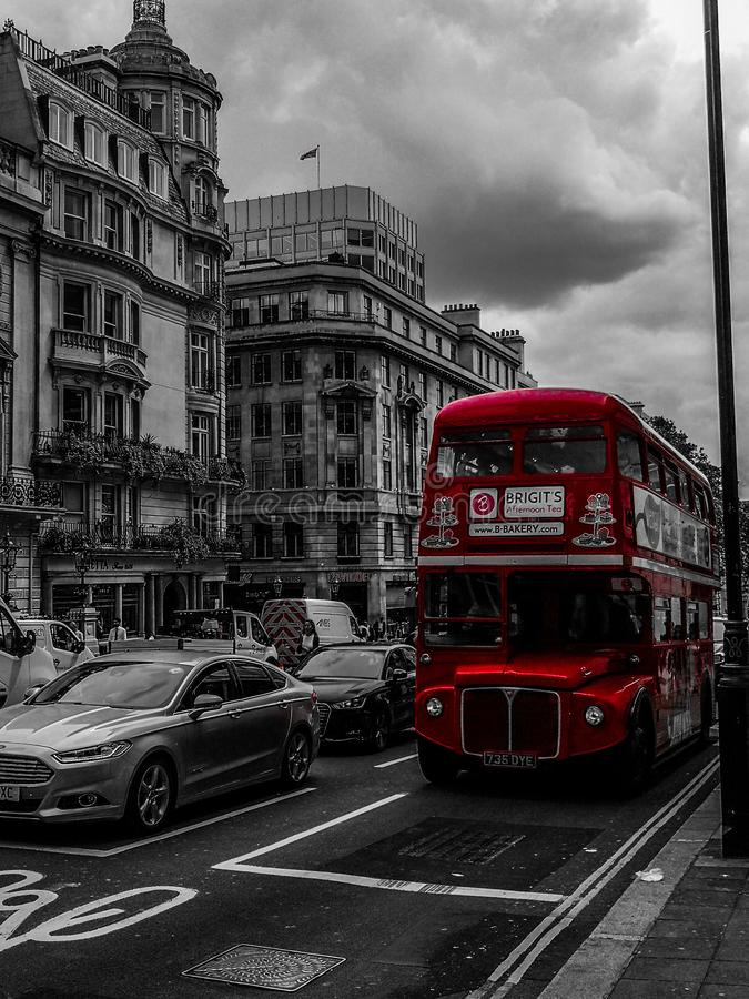 Londra伦敦 免版税库存照片