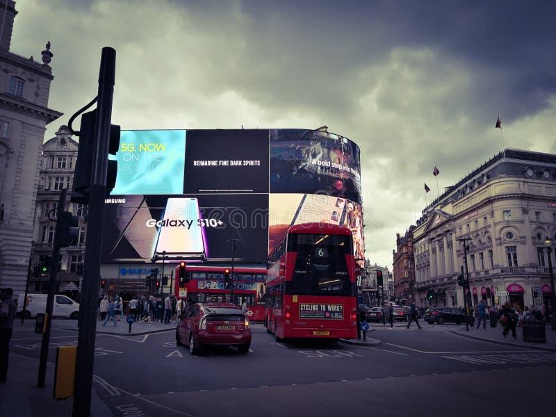 Londra伦敦 库存照片
