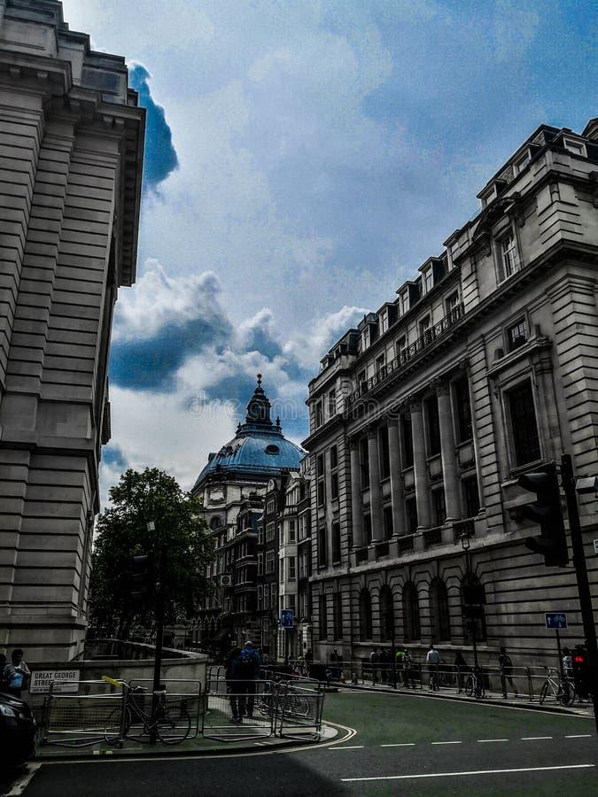 Londra伦敦 库存图片