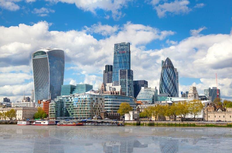 LONDRA, città di Londra fotografie stock