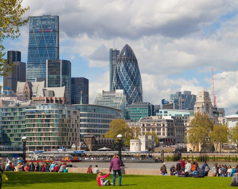 LONDRA, città di Londra immagini stock