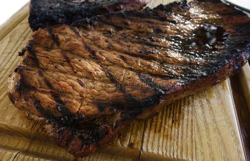Londra cucinata cuoce alla griglia immagine stock