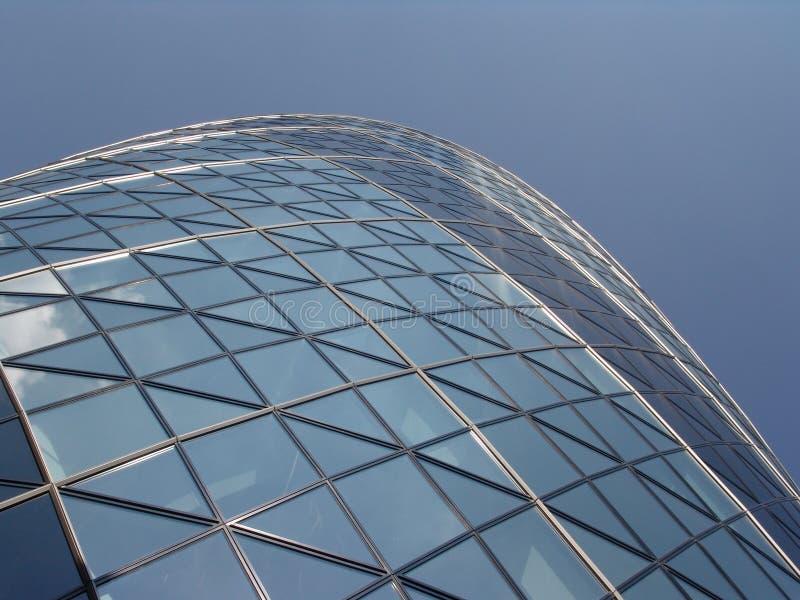 Londra di costruzione moderna fotografia stock libera da diritti
