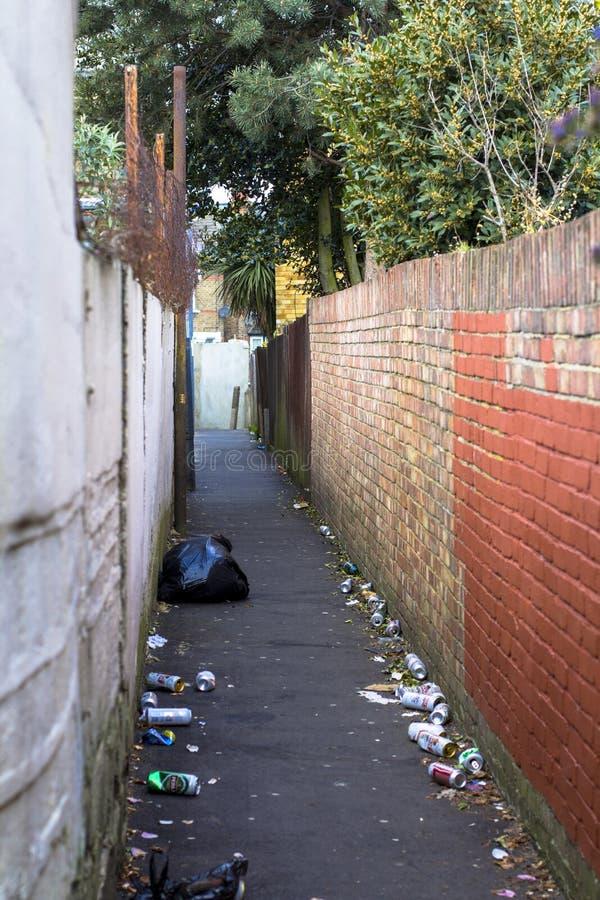 Londra, Gran Bretagna 12 aprile 2019 Awenue di Inwood Area di Hounslow immagini stock