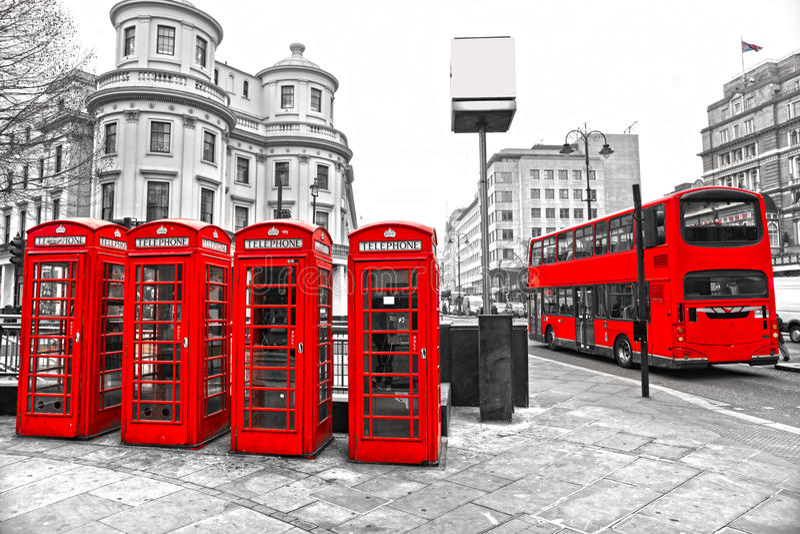 Londra, Regno Unito. fotografie stock libere da diritti
