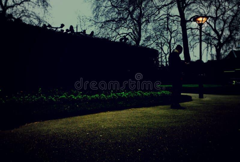 Londra, Regno Unito accanto a London Eye immagine stock