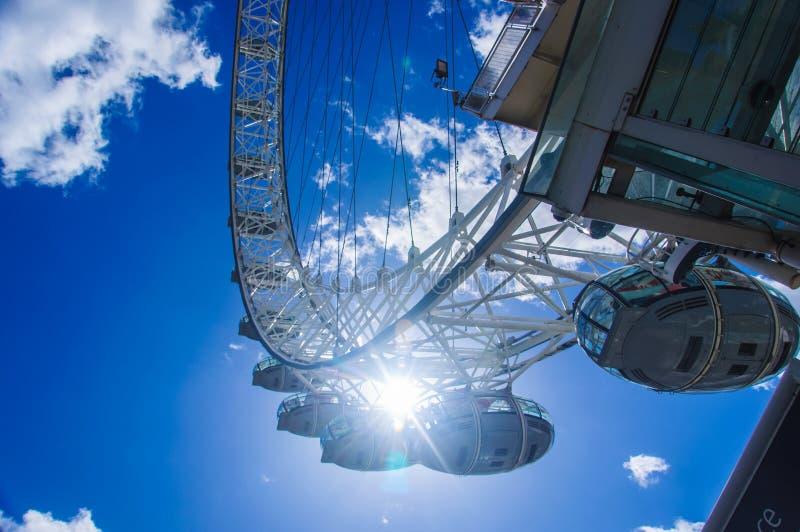 Download Londra, Regno Unito 12 Maggio: OCCHIO Londra Regno Unito Di Londra, Il 12 Maggio 2015 Fotografia Editoriale - Immagine di britain, prospettiva: 55361311