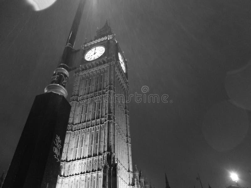 Londres, Ben grande imagens de stock