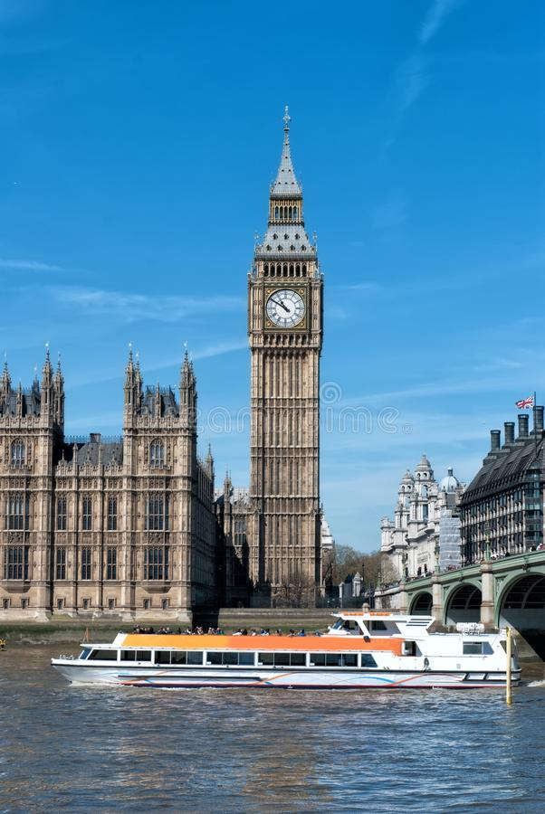 Londres Big Ben images stock