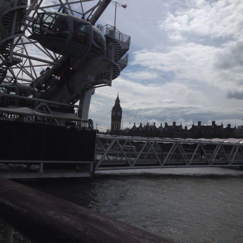 Londres de exploración imagen de archivo libre de regalías