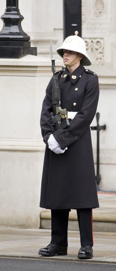 Londres - desfile de la conmemoración fotos de archivo