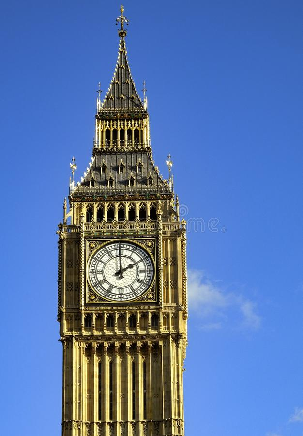 Londres grand Ben photo libre de droits