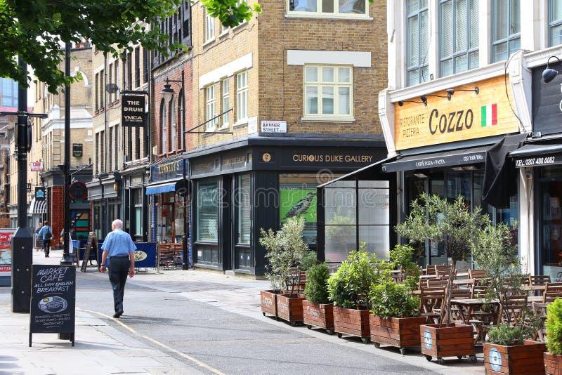 Londres Islington image libre de droits