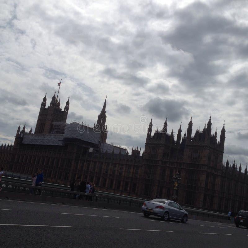 Londres l'explorant photo stock