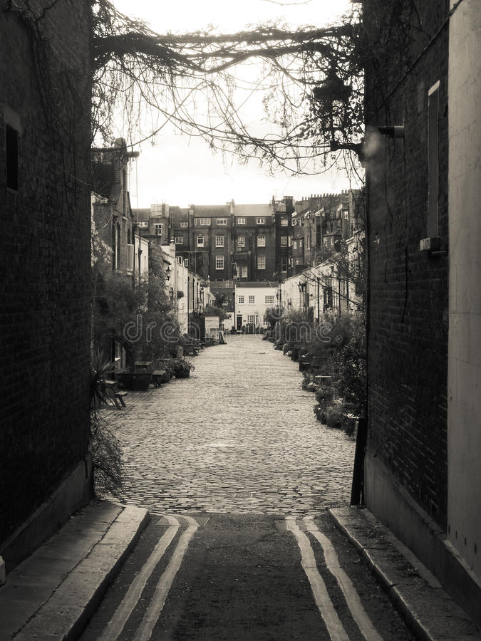 Londres maúlla foto de archivo libre de regalías